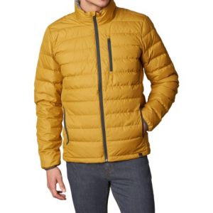 prana lasser down jacket - 650 fill power (for men)- Save 25% Off - CLOSEOUTS . The prAna Lasser jacket starts with casual, everyday style and adds 650 fill power down and a water-repellent finish to create a wintertime favorite for everything from weekend chores to workday commutes. Available Colors: CHARCOAL, HONEYCOMB. Sizes: S, M, L, XL, 2XL.