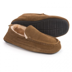 Image of Eddie Bauer Jesse Slippers - Suede (For Men)