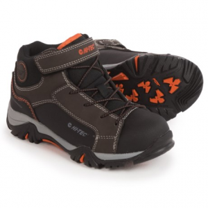 Image of Hi-Tec Trail Ox Mid Hiking Boots - Waterproof (For Toddlers and Little Kids)