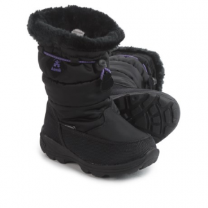 Image of Kamik Garnet Snow Boots - Waterproof (For Toddlers)