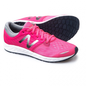 Image of New Balance Fresh Foam(R) Zante v3 Running Shoes (For Little and Big Girls)