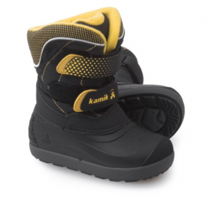 Image of Kamik Snowchase Snow Boots - Waterproof, Insulated (For Toddlers)