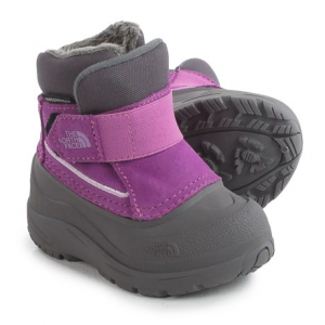 Image of The North Face Alpenglow Snow Boots - Waterproof, Insulated (For Toddlers)