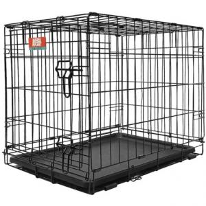 Image of Animal Planet Single Door Metal Dog Crate - 19x12x14?