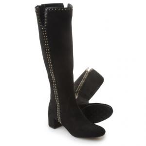 Image of Adrienne Vittadini Larosa Tall Boots - Vegan Leather (For Women)