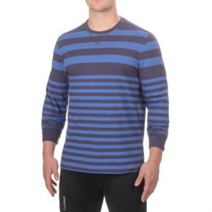 Image of prAna Setu Crew Neck Shirt - Organic Cotton, Long Sleeve (For Men)