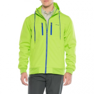 Image of Allen Fly Fishing Exterus Headland Hoodie - Full Zip (For Men)