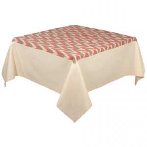 Image of Stitch and Shuttle Tradewinds Ikat Tablecloth - 60x108?