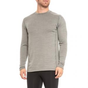 Image of Terramar Ecolator ClimaSense(R) 3.0 Fleece Base Layer Top - UPF 50+, Long Sleeve (For Men)