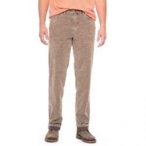 Image of Bullock and Jones Noah Five-Pocket Bi-Color Corduroy Pants (For Men)
