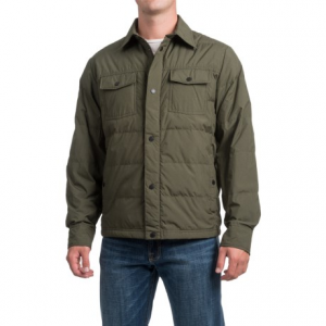 Image of 32 Degrees Packable Down Shirt Jacket (For Men)