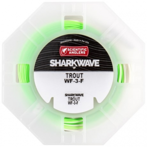 Image of Scientific Anglers Sharkwave Ultimate Trout Fly Line - Floating, Weight Forward