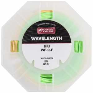 Image of Scientific Anglers Wavelength MPX Fly Line - Floating, Weight Forward