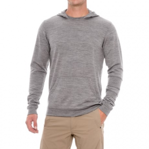 Image of Ibex Latitude Hoodie - Merino Wool (For Men)
