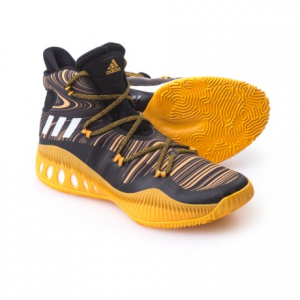Image of adidas SM Crazy Explosive NBA Shoes (For Men)