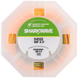 Image of Scientific Anglers Sharkwave Siege Fly Line - Floating, Weight Forward
