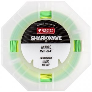 Image of Scientific Anglers Sharkwave Anadro Fly Line - Floating, Weight Forward