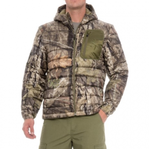 browning tommy boy primaloft(r) jacket - insulated (for men and big men)- Save 60% Off - CLOSEOUTS . Whether you aim to use it as a lightweight standalone jacket or a warm insulating layer under your waterproof hunting shell, you can rest assured that Browningand#39;s Tommy Boy PrimaLoftand#174;jacket will always be a bulland#39;s-eye shot for water-resistant, highly compressible comfort. Available Colors: MOSSY OAK BREAK UP COUNTRY, REALTREE XTRA. Sizes: 2XL, 3XL, L, M, S, XL.