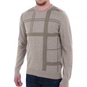 Image of Barbour Oban Crew Neck Sweater (For Men)