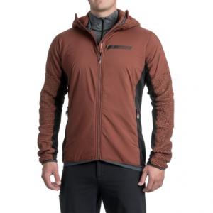 Image of adidas Terrex ClimaHeat(R) Techrock Hooded Fleece Jacket (For Men)