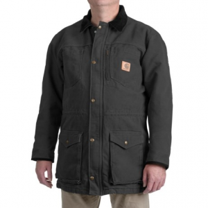 Image of Carhartt Canyon Sandstone Duck Coat - Factory Seconds (For Big and Tall Men)