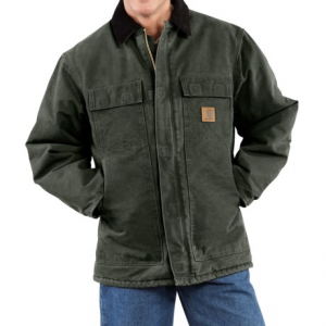 Image of Carhartt Arctic Work Coat - Factory Seconds (For Tall Men)