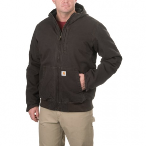 Image of Carhartt Full Swing Armstrong Active Jacket - Sherpa Lining, Factory Seconds (For Big and Tall Men)
