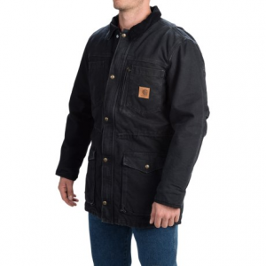 Image of Carhartt Canyon Sandstone Duck Coat - Factory Seconds (For Men)