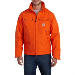 Image of Carhartt Jefferson Quick Duck Traditional Jacket - Insulated, Factory Seconds (For Men)