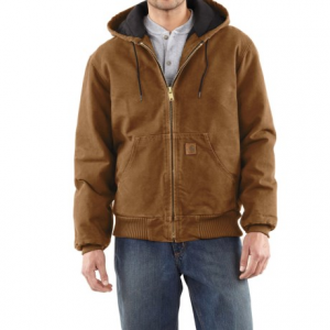 Image of Carhartt Active Jacket - Quilt-Lined, Factory Seconds (For Tall Men)