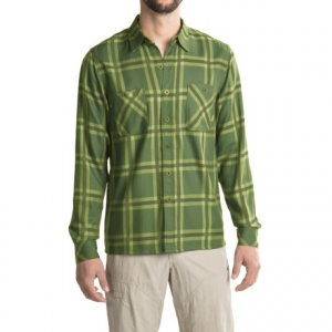 Image of Simms Black?s Ford Flannel Shirt - UPF 50+, Long Sleeve (For Men)