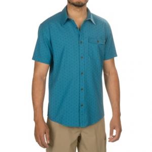 Image of Howler Brothers San Gabriel Shirt - Short Sleeve (For Men)