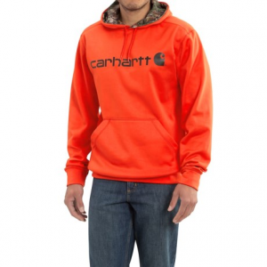 Image of Carhartt Force Extremes Signature Graphic Hooded Sweatshirt - Factory Seconds (For Men)