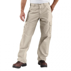 Image of Carhartt Canvas Utility Work Pants - Cotton, Factory Seconds (For Men)