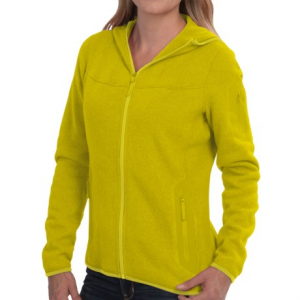 arc?teryx covert fleece hooded jacket (for women)- Save 49% Off - CLOSEOUTS . The Arcand#39;teryx Covert hooded jacket is constructed of sweater-knit Alpenex heathered fleece that has the look of wool. Ideal for town or the mountains, it offers versatility, warmth and technical performance. Available Colors: IRON ANVIL, SEAGLASS, ZINFANDEL, FIREFLY, PEARL SKY, GOLDEN POPPY, ANDROMEDAE, AZULENE, MARINE, FENNEL, CHERRY CHOCOLATE, MAGNET, DARK MOSS. Sizes: XS, S, M, L, XL.