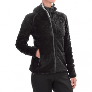 mountain hardwear monkey woman grid ii polartec(r) fleece jacket - hooded (for women)- Save 58% Off - CLOSEOUTS . The warmth and coziness of high-loft fleece without the bulk? Thatand#39;s the magic of Mountain Hardwearand#39;s Monkey Woman Grid II Polartecand#174; jacket. The grid pattern in the fleece reduces bulk and improves breathability, making it a fantastic thermal midlayer. Available Colors: BLACK, ZINC/PHANTOM PURPLE, DEEP BLUSH. Sizes: XS, S, M, L, XL.