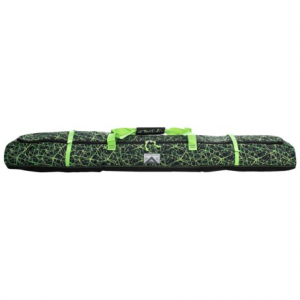 high sierra deluxe single ski bag- Save 62% Off - CLOSEOUTS . High Sierraand#39;s Deluxe single ski bag has a padded binding area and tie-down straps to keep your skis and poles secure and protected during your travels. Available Colors: GREEN DOTS/BLACK, READY FOR RED/CHARCOAL/BLACK, DIAMOND PLAID/CHARCOAL, LASER PLAID, BLACK, PUNK PLAID/BLACK, ULTRA BLUE/CHARCOAL, ELECTRIC CAMO/MERCURY, KNITTY POW/TROPICAL TEAL, VIVID BLUE/BLACK, FLORA/LAGOON/TROPIC TEAL, THUNDERSTRUCK/CHARCOAL/ZEST, BUFFALO PLAID/BLACK/CRIMSON, TEAL SHIBORI/TROPIC TEAL/WHITE.