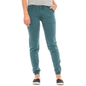 Image of dish denim No Sweat Utility Joggers (For Women)