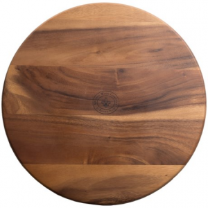 Image of Palate and Plate Acacia Wood Lazy Susan - 15.75?