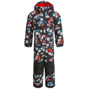 Image of Burton Minishred Striker Snowsuit - Waterproof, Insulated (For Toddler and Little Boys)
