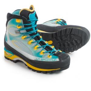 Image of La Sportiva Gore-Tex(R) Trango Cube Mountaineering Boots - Waterproof (For Women)