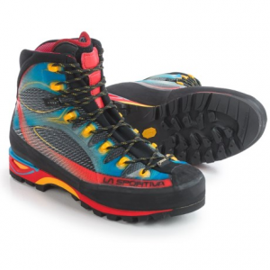 Image of La Sportiva Gore-Tex(R) Trango Cube Mountaineering Boots - Waterproof (For Men)