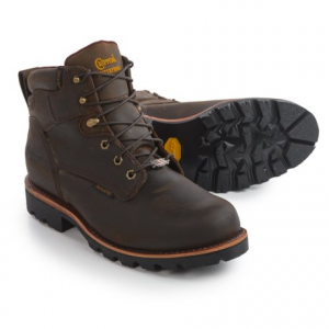 Image of Chippewa Arctic Work Boots - Waterproof, Insulated, 6? (For Men)