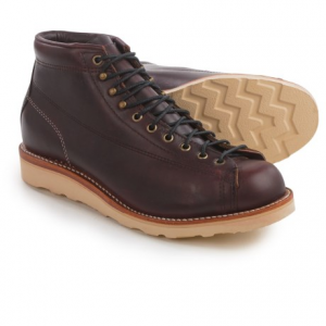 Image of Chippewa General Utility Bridgeman Boots - Leather, 5?(For Men)