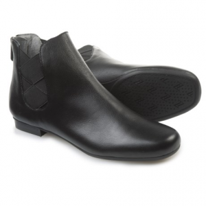 Image of Adrienne Vittadini Adley Ankle Boots - Leather (For Women)