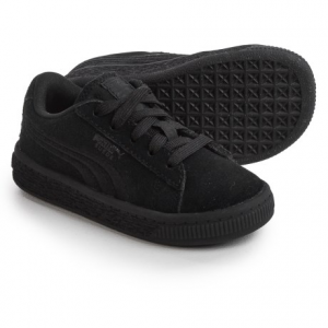 Image of Puma Classic Badge Sneakers - Suede (For Infants and Toddlers)