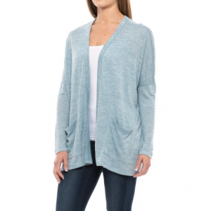 Image of B Collection by Bobeau Rumor Cardigan Sweater - Semi Sheer (For Women)