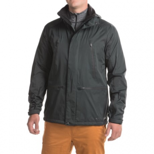 Image of Burton Black Scale Harbor Jacket (For Men)