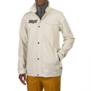 Image of Burton Analog 3LS Foxhole Weather Wash(R) Jacket (For Men)