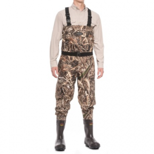 Image of Frogg Toggs Hellbender Breathable Chest Waders - Insulated Bootfoot (For Men)